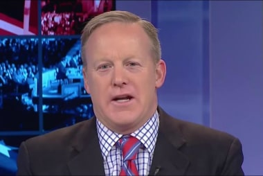 Sean Spicer: Lewis' remarks are disappointing