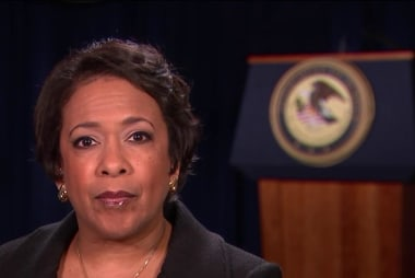 Loretta Lynch: I have confidence in FBI