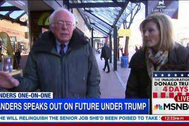 Sanders on future of Obamacare
