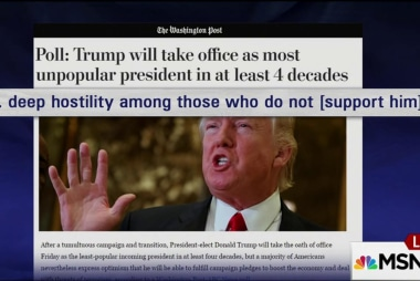 Donald Trump faces 'deep hostility' from...