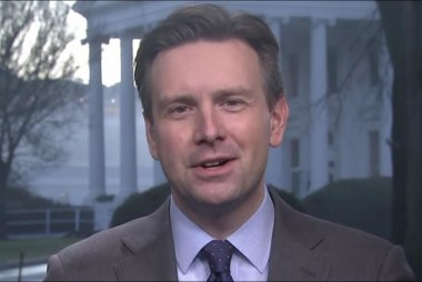 Josh Earnest: Obama has been an example...