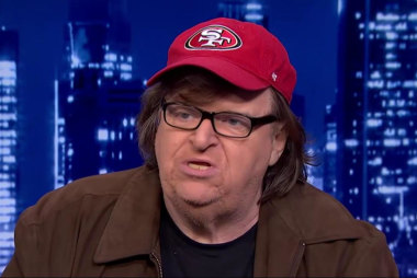 Michael Moore: '100 days of resistance' to...