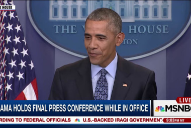 Obama holds final press conference as...