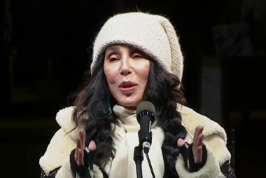 Cher on the resistance to 'unbelievable...