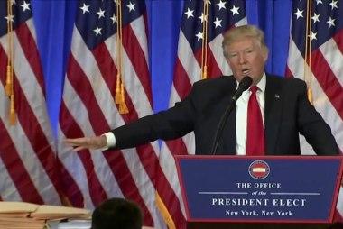 Trump faces suit, launches NAFTA effort