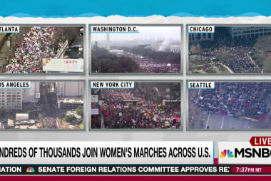 Massive marches empower advocacy groups
