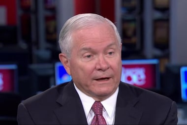 Robert Gates: Trump's public comments do...