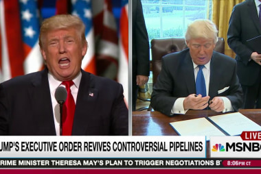 Trump actions affirm fears for environment