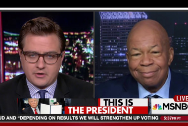 Rep. Elijah Cummings wants to talk to the...