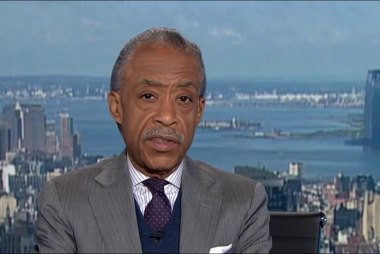 Sharpton: As a Christian, Trump's ban is...