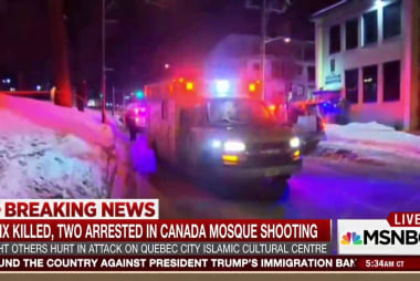 Breaking: 6 killed, 2 arrested in Canadian...