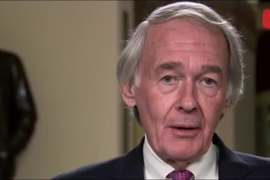 Markey: We will give nominee 'closest...