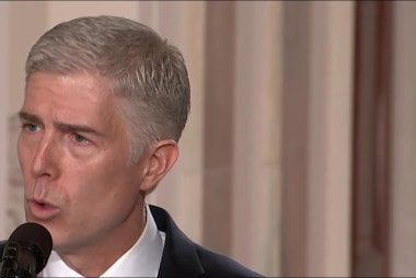 Sen. Graham: Judge Gorsuch 'a great choice'