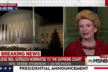 Stabenow on Mnuchin, Price: 'The truth...