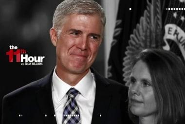 Will Democrats fight Trump Supreme Court...