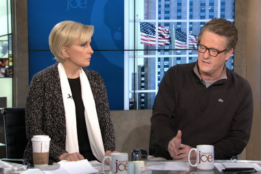Joe and Mika report on their  meeting with...