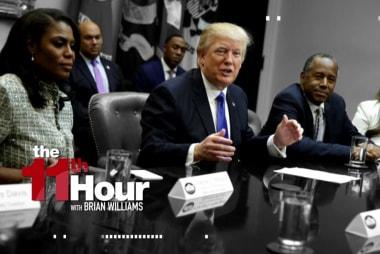 Pres. Trump: Frederick Douglass 'has done...