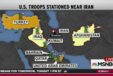 Trump regime reckless saber-rattling on Iran