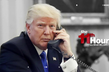 Trump White House could be hours away from...