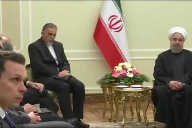 Sen. Corker praises Iran sanctions