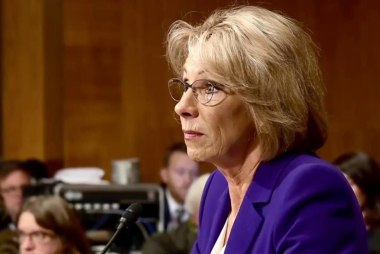 DeVos future uncertain as Senate vote looms
