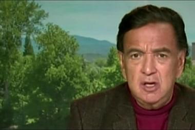 Richardson: We should turn to diplomacy on...