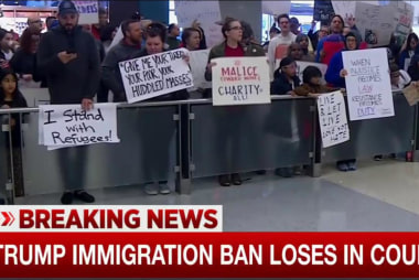 What's next for Trump's travel ban?