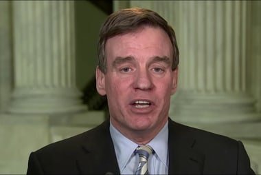 Sen. Warner: Trump 'killers' remarks...
