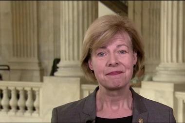 Sen. Baldwin: Republican colleagues ...