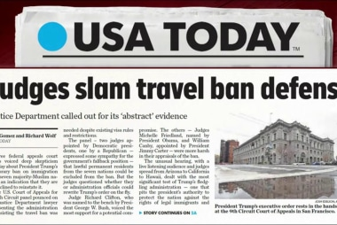 Country awaits decision on travel ban