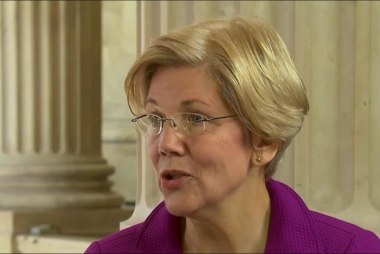 Warren: Republicans don't want to hear the...