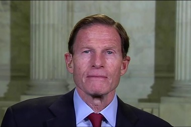 Sen. Blumenthal: SCOTUS nominee needs to...