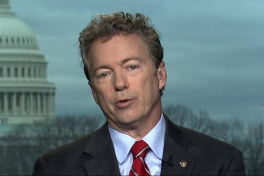 Rand Paul: Why did Dems change tune on...