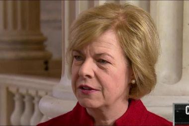 Sen. Baldwin on Judge Gorsuch's comments
