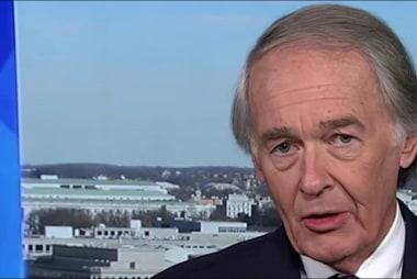 Sen. Markey on immigration ban, Flynn...