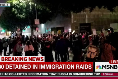 First Trump-era ICE raids begin nationwide
