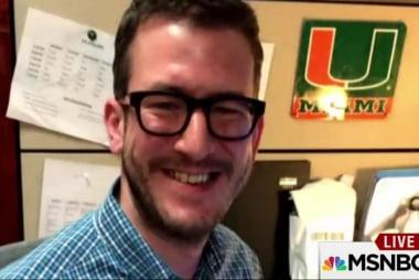 MSNBC Remembers Producer Brian Nerkowski