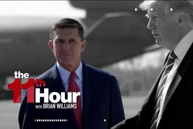 Chris Matthews: Flynn resignation follows...