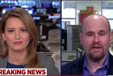 Glenn Thrush: Sean Spicer's timeline ...