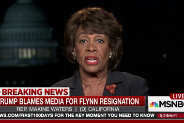 Rep. Maxine Waters on Trump's 'Kremlin Clan'