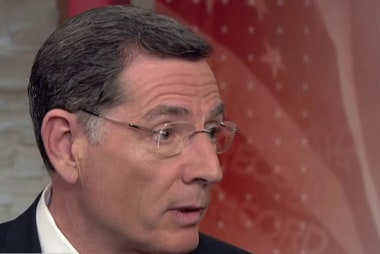 Barrasso: Trump is Right, He 'Inherited a...