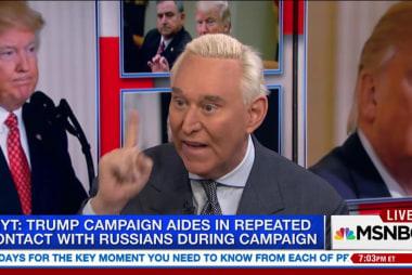 Ex-Trump adviser: 'I had no contact' with...