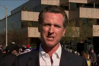Newsom: California Will Not Be Distracted...