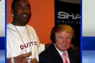 Trump's surprising connection to hip hop