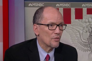 Tom Perez: We need an 'every zip code'...