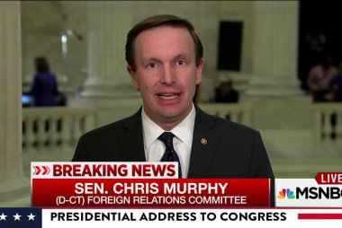 Murphy: Trump unrestrained by cabinet advice