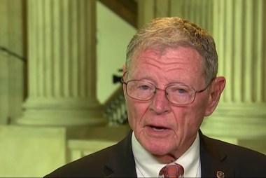 Sen. Inhofe: 'I believe Mattis' on Yemen raid