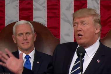 Trump's speech 'fiscally irresponsible'?