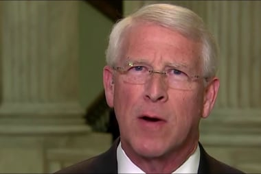Sen. Wicker: Trump doesn't mind mixing it up