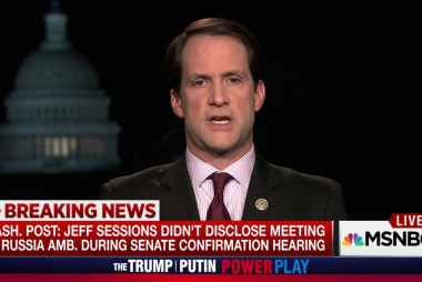 Himes: AG Sessions must recuse himself...
